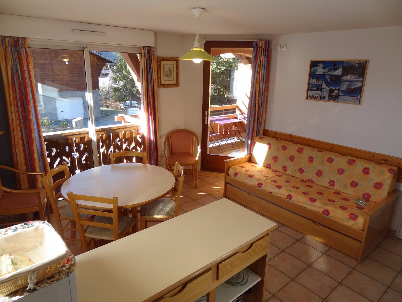 Location de vacances Appartement La salle les alpes (05240)